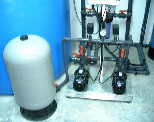 Grupos de presion for Grupo de presion de agua para edificios