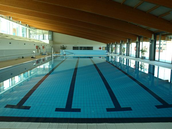 apertura piscina climatizada